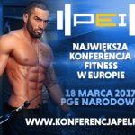 Konferencja Fitness PEI – 18 marca 2017 PGE Narodowy
