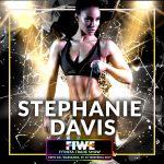 Stephanie Davis w Polsce