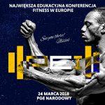 IV edycja Konferencji Fitness PEI już 24 marca 2018 na PGE Narodowym w Warszawie!