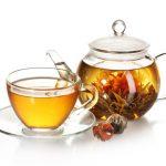 Zielona herbata podnosi poziom  HGH