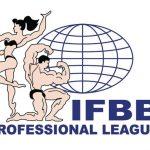 Wstępny kalendarz IFBB PRO na rok 2018