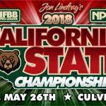 California Pro 2018