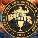 Burneika Sports IFBB Pro Qualifier 2018