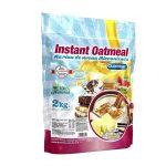 Smakowe, mielone płatki owsiane – Quamtrax  Instant Oatmeal