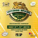 """Brazylijskie  Expo """" Fitness Brasil """" łączy siły z IFBB"""