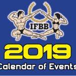 Mistrzostwa Świata IFBB 2019: daty i miejsca