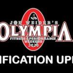 Olympia Weekend 2020 – pierwsza lista zakwalifikowanych