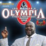 Shaquille O'Neil  honorowym ambasadorem Olimpii 2020