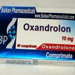 Oxandrolone i regeneracja nerwów?