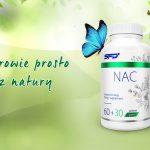 NAC (N-acetylocysteina), a uszkodzenia wątroby