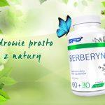 Berberyna może zmniejszać insulinooporność